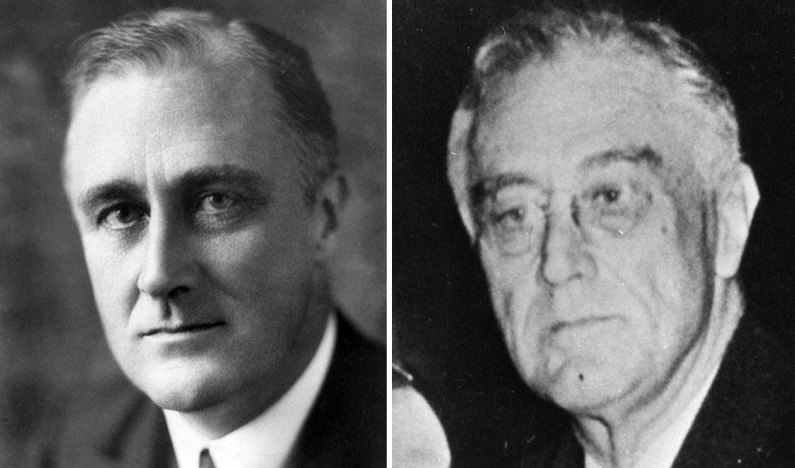 Франклин Д. Рузвельт 1933/1945