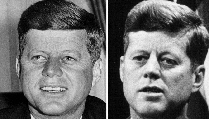 Джон Ф. Кеннеди 1961/1963