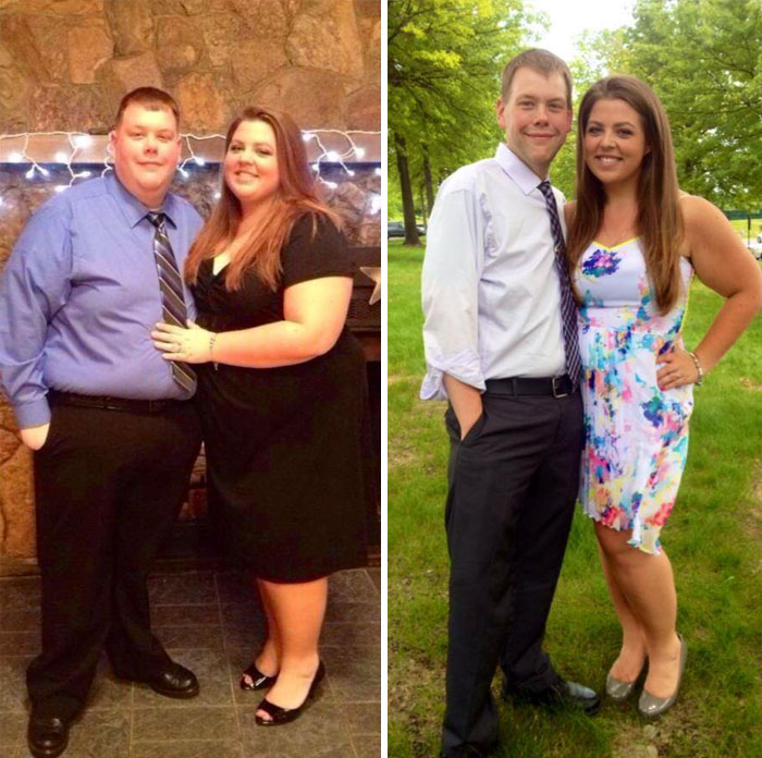2013 We Decided It Was Time To Get Our Health In Order. We Committed To Changing Our Lifestyle And So Far We Have Lost 325 Pounds!