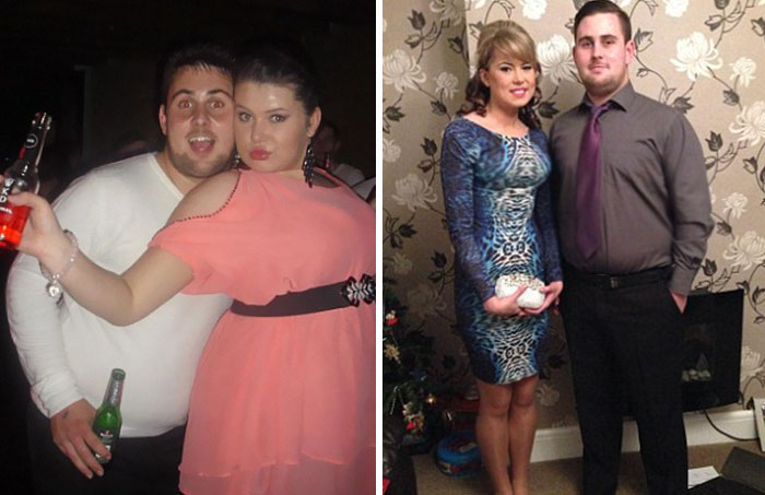 Woman Loses Six Stone After Her Boyfriend Made A Joke About Her Size