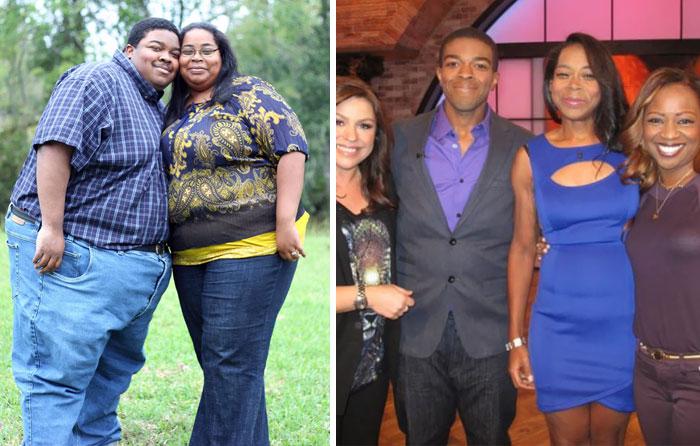 Эта пара потерял 500 фунтов в течение 2-х лет!