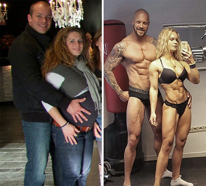 Transformation To A Fitcouple! Share Your Passion Together