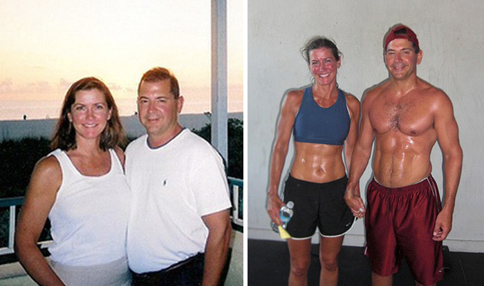 Timothy Lost 36 Pounds And Eileen - 18 Pounds. We Felt So Energetic Right Away And That Made Us Want To Continue Exercising And Eating Right