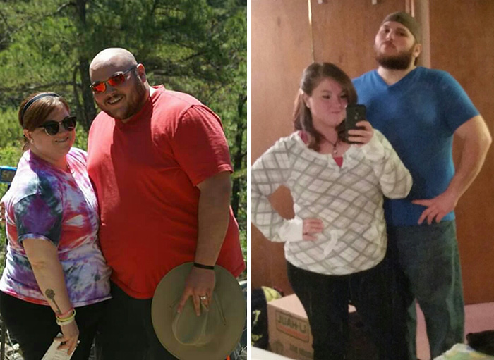 Me And My Soon To Be Wife Have Lost Over 120 Pounds Together