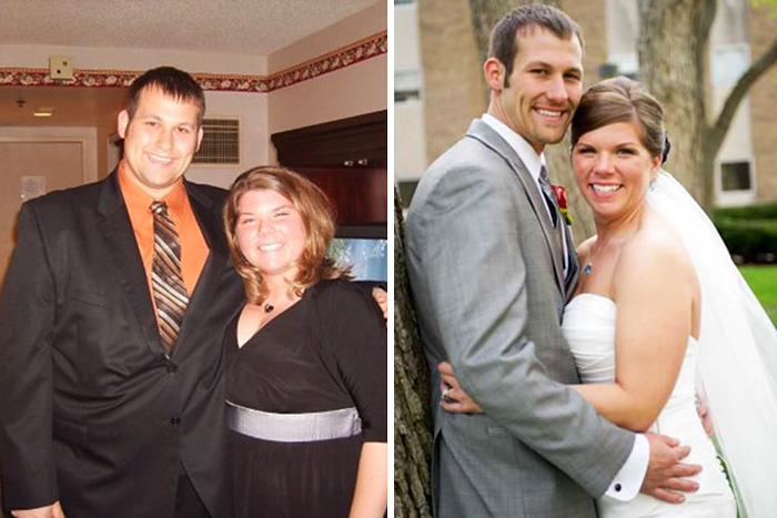 This Couple Lost 200 Pounds Together