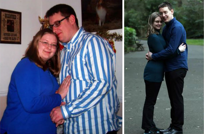 Couple Lost 13 Stone Between Them