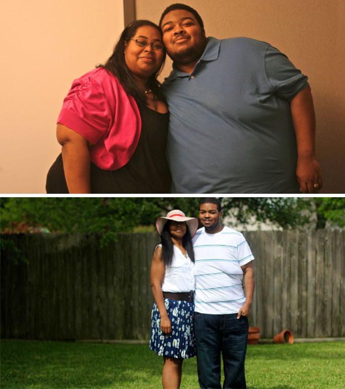 Couple Lost 500 Pounds Combined Over 2 Years