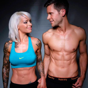 15+ Before-And-After Photos Of Couples Losing Weight Together
