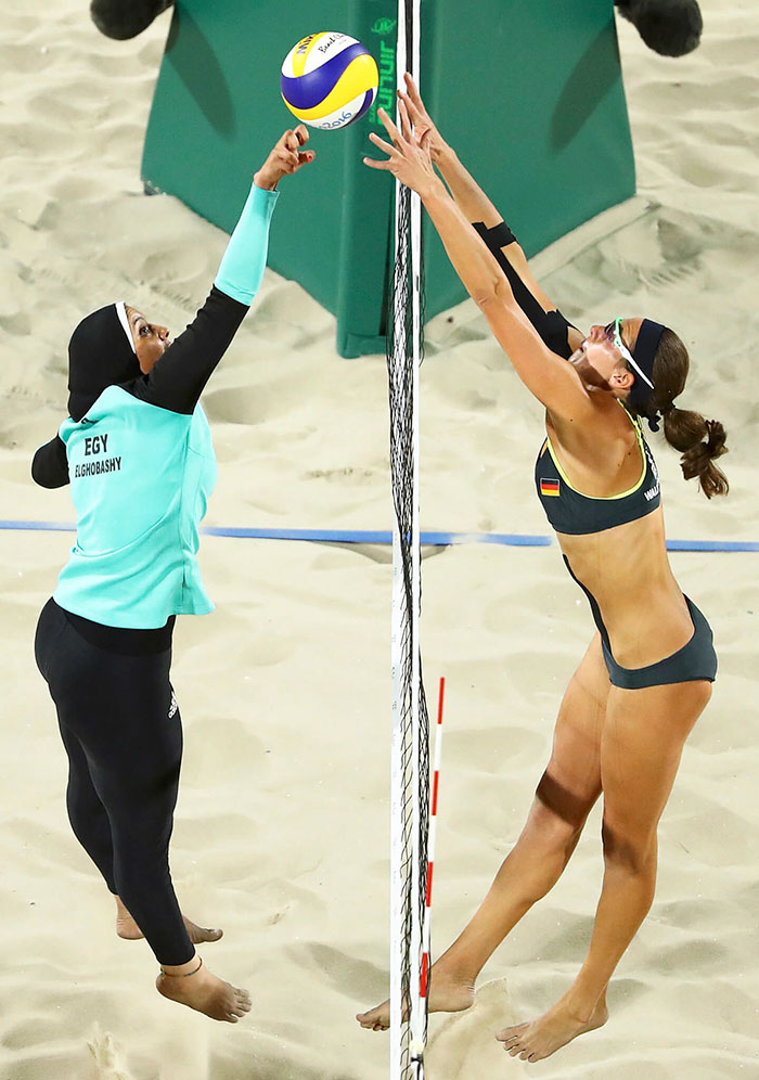 Cultural Differences At The Olympics