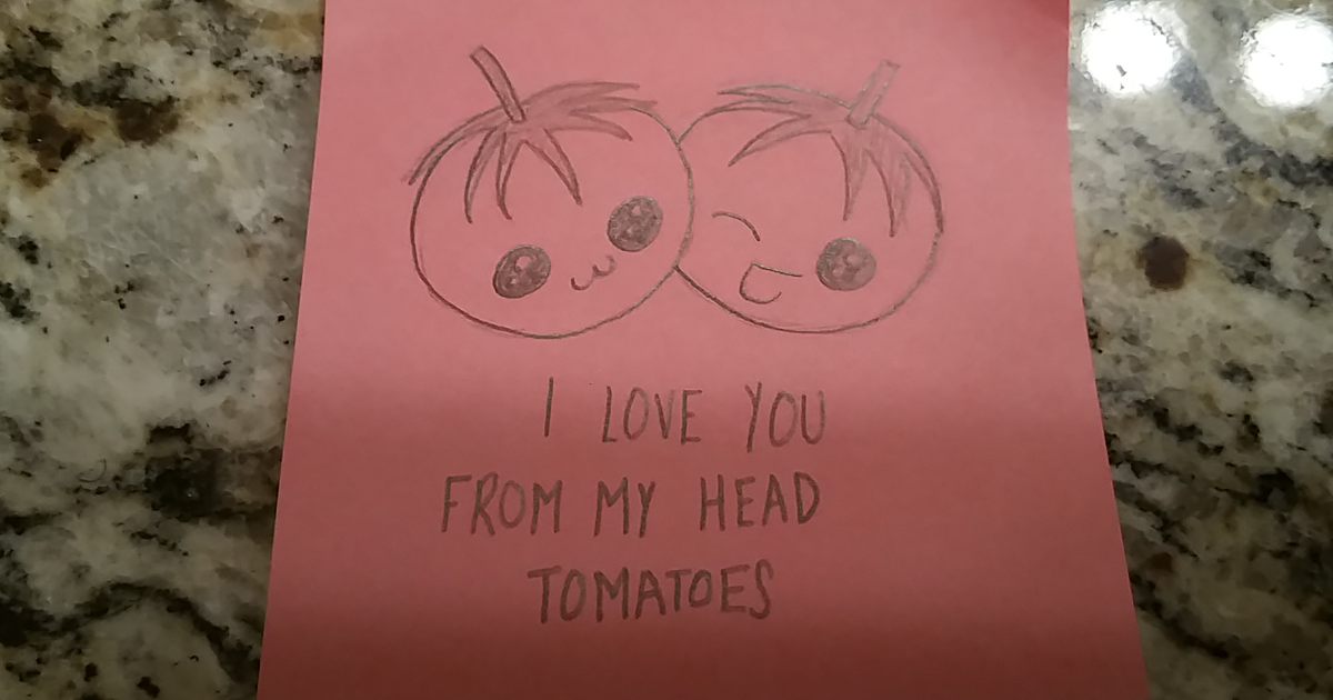 cute love notes to your girlfriend