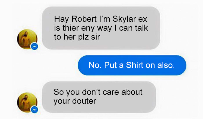Dad Hilariously Destroys Desperate Guy Who Asked For His Daughter's Number