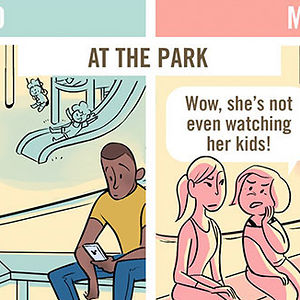 Dad Vs Mom Going Out
