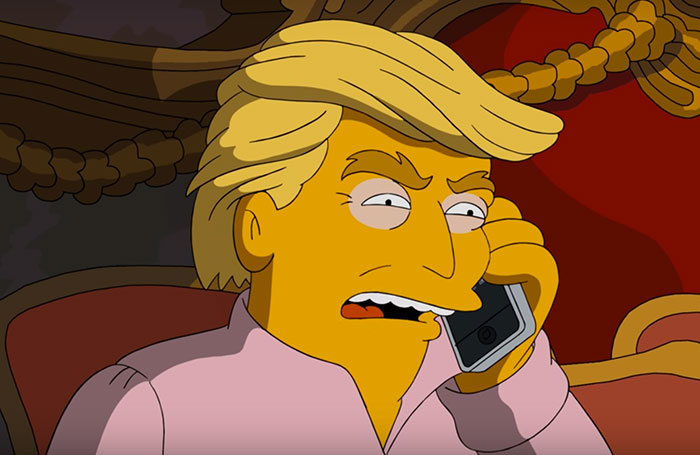'The Simpsons' Destroy Donald Trump, And He's Not Gonna Like It