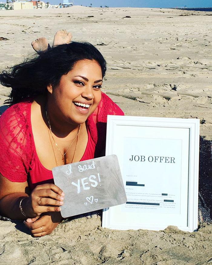 fake-engagement-photos-celebrate-new-job-benita-abraham-9