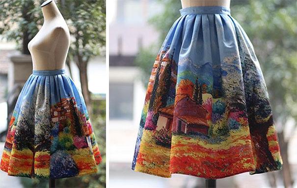Fine Art Clothing