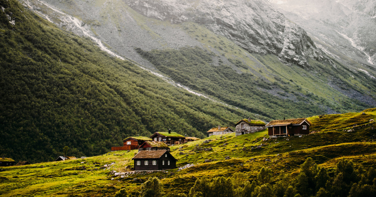 I Explored Norway And Challenged My Creativity In A Two Week Adventure
