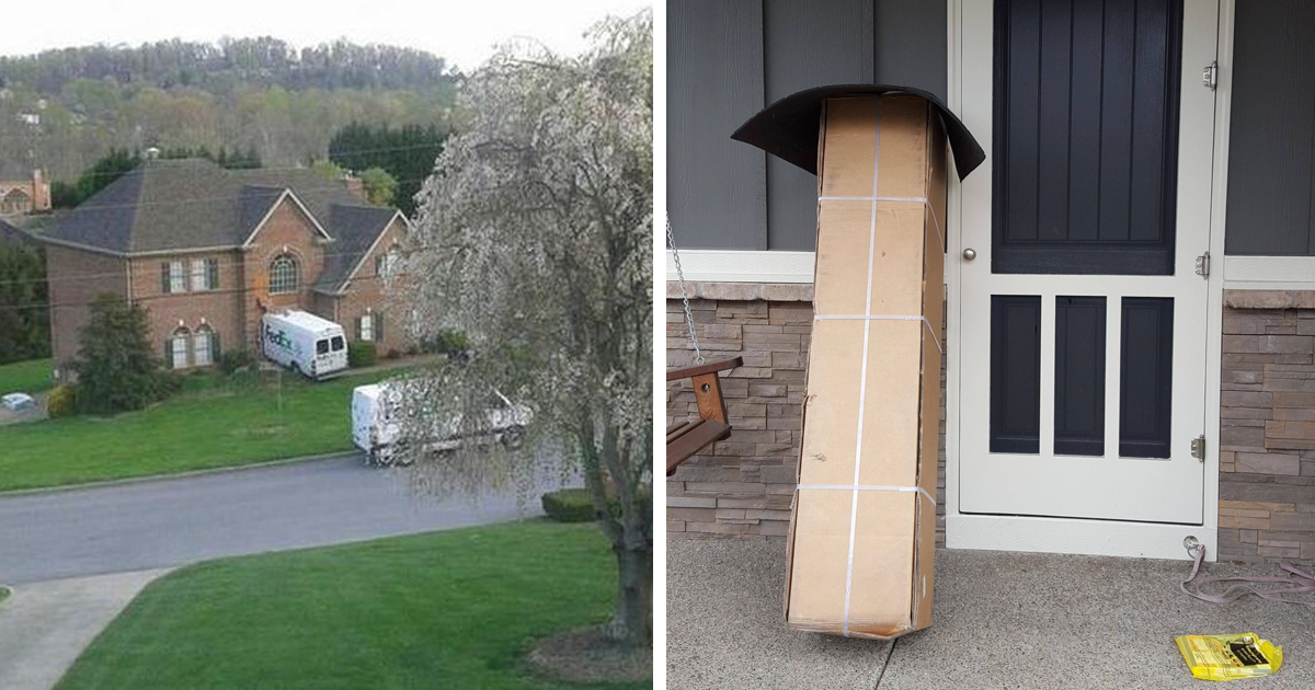 10 Times Delivery Guys Made You Wish You D Picked Your
