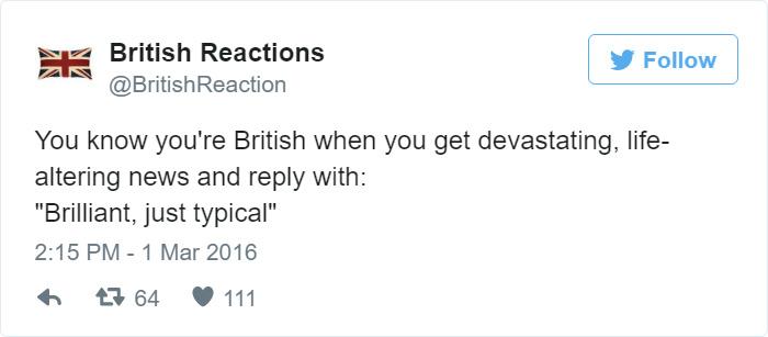 British Reactions