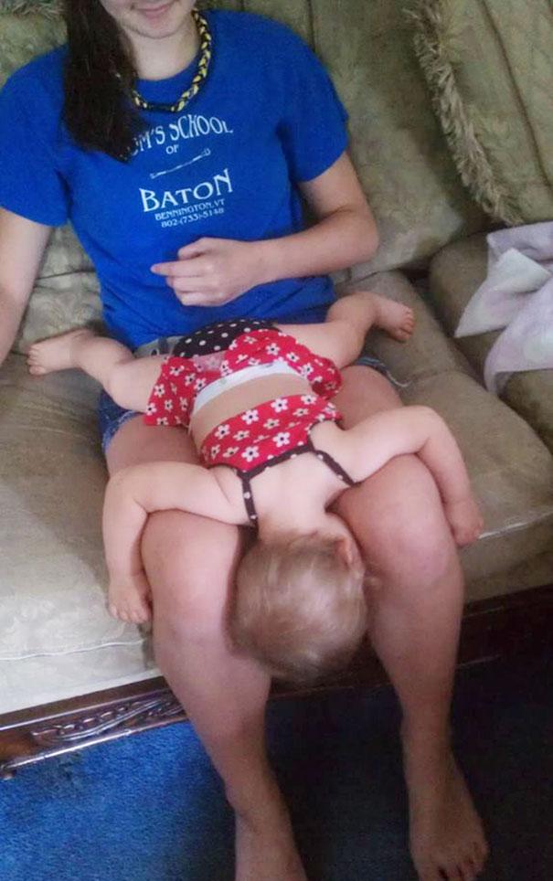 Napping Like A Starfish