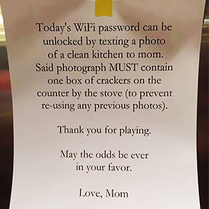 Mom Finds Genius Way To Make Her Kids Do Their Chores