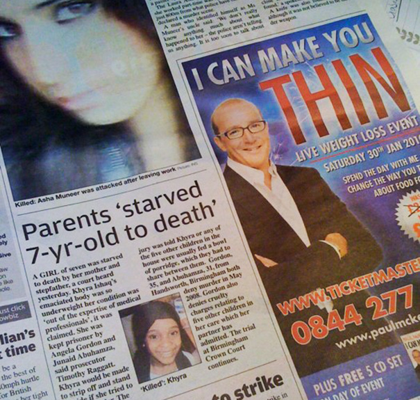 15+ Worst Newspaper And Magazine Layout Fails Ever | Bored ...