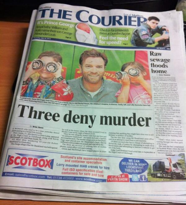 Cold Blooded Murder Trio