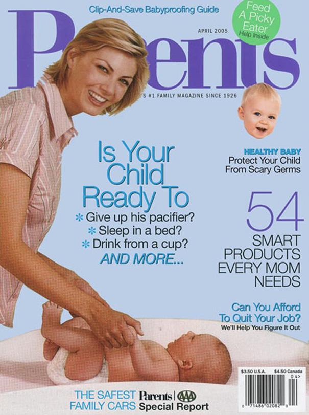 This Magazine For Parents Fail