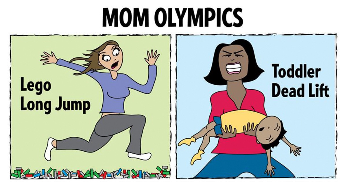 15+ Funny Comics That Prove Parenting Is A Science