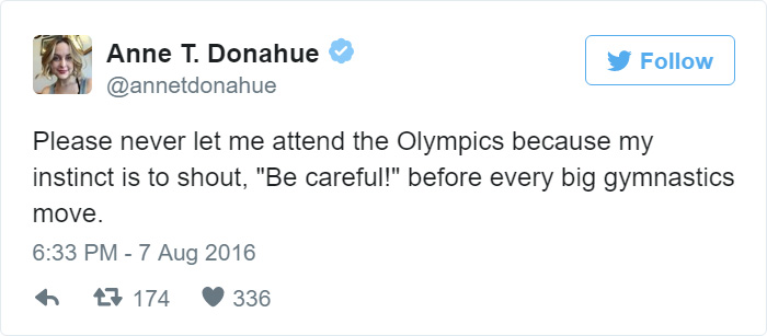 Funny Tweets About The Rio Olympics