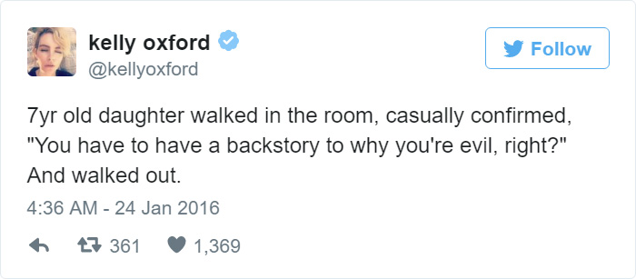 A Backstory