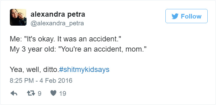 Of The Craziest Things Kids Said To Their Parents Bored Panda - 19 hilarious things that kids have said to their parents