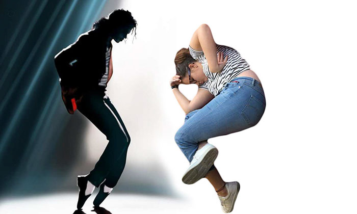 Dancing With Michael Jackson
