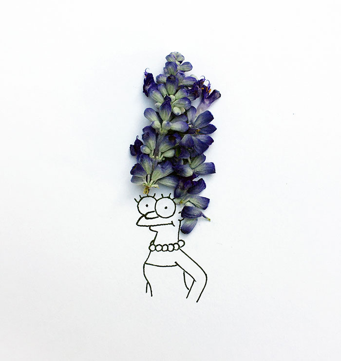 100 Days Of Tiny Things: I Find Small Objects Around Me And Turn Them Into Art