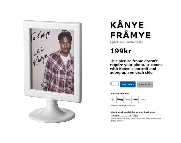 Kanye Framye