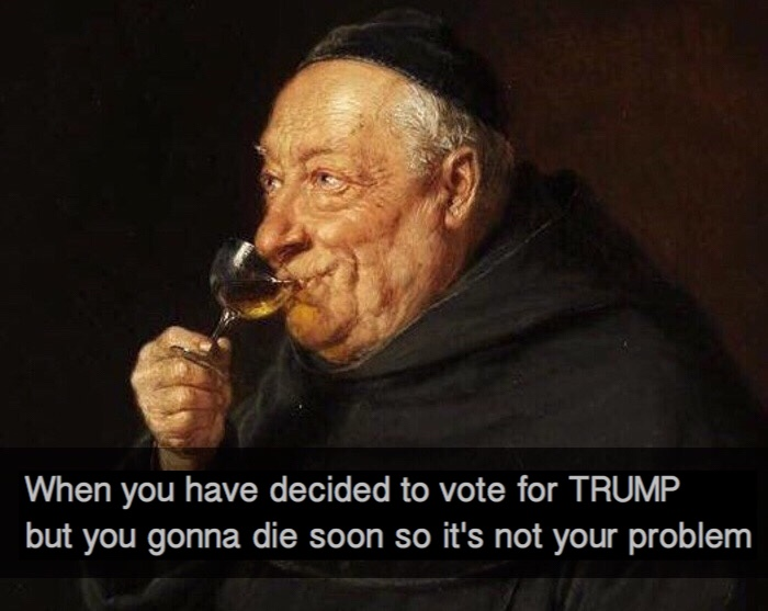 Voting For Trump