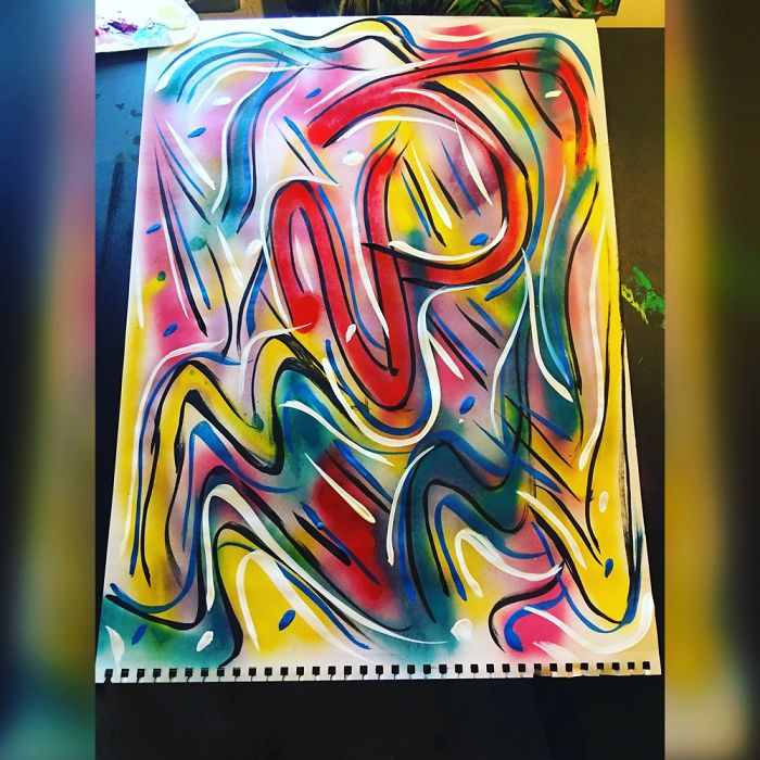 Abstract Boredom
