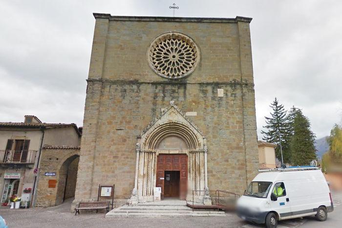 San Francesco Church, Amatrice
