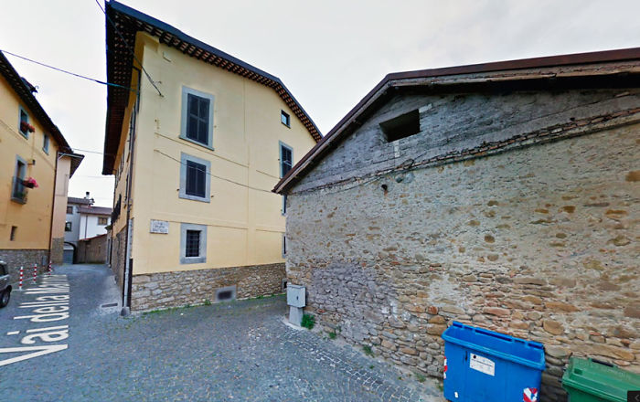 Damage To Municipal Buildings In Amatrice