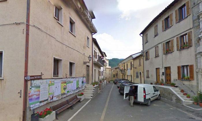 Damage To Municipal Buildings In Arquata Del Tronto