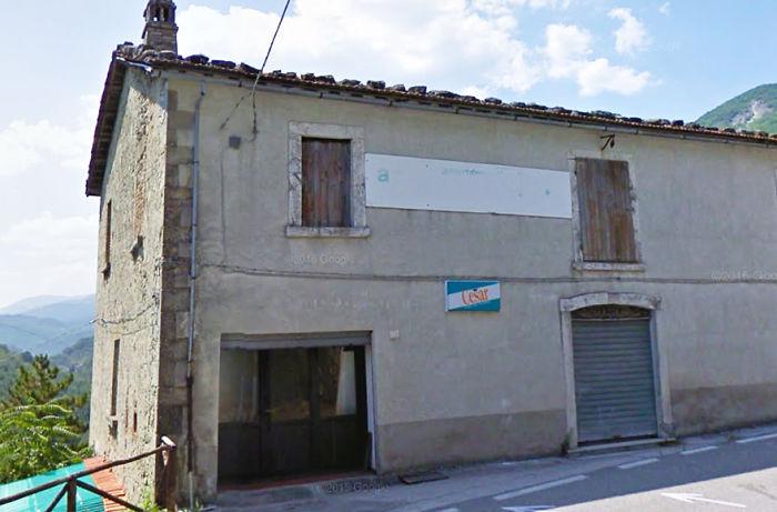 Building In Arquata Del Tronto