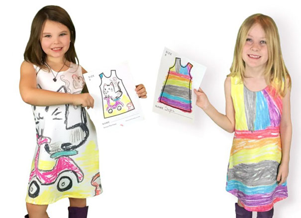 c6dff2a4a617 This Company Lets Kids Design Their Own Clothes   Bored Panda