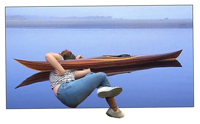 Get Back To Kayak