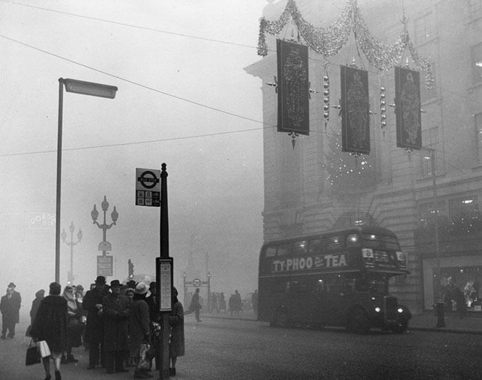 Regent St., 5 December 1962