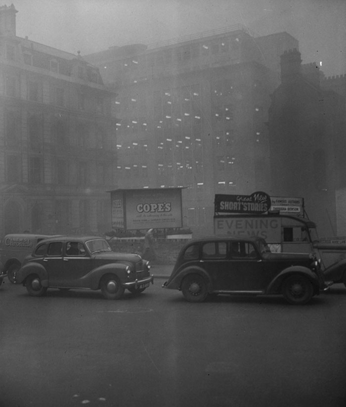 Blackfriars, In The Morning, 5 December 1952