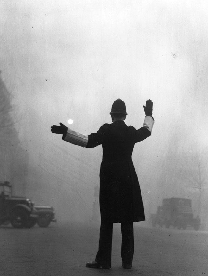 Fleet Street, 1952