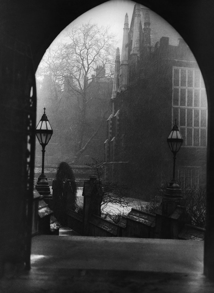 Middle Temple, Inns Of Court, Circa 1950