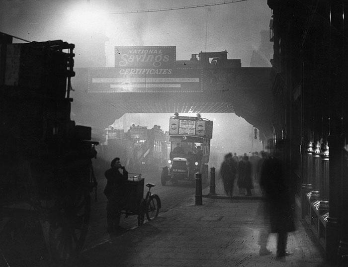 Ludgate Circus, 1 November 1922