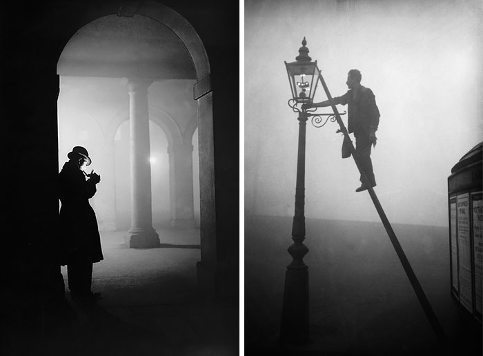 31 Eerie Photos Of London Fog In The Early 20th Century