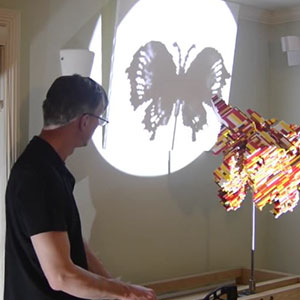 Stunning LEGO Sculpture By John V. Muntean