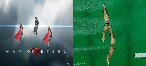 Men's Of Steel !